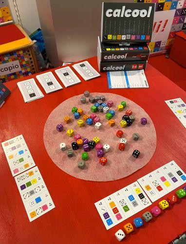 Board Game: Calcool