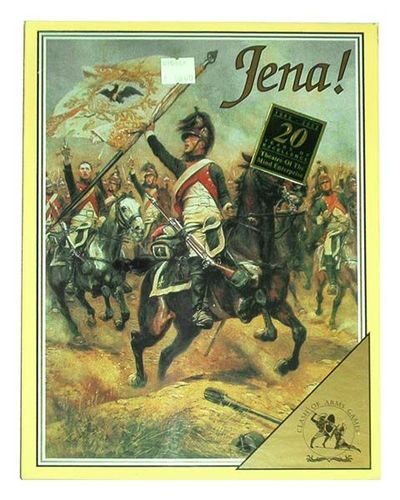 Board Game: JENA!