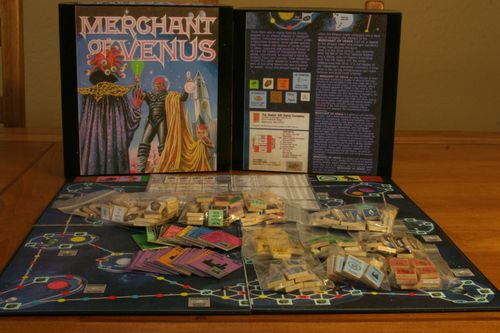 Complete do it yourself kit for merchant of venus merchant of of venus board game and compiled all the stuff you need into 1 downloadable file the map is the only thing not included but it is available on bgg solutioingenieria Images