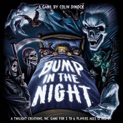 Board Game: Bump in the Night