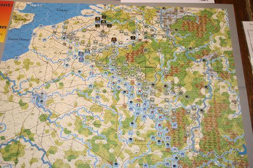 The Schlieffen Plan | Wargames | BoardGameGeek