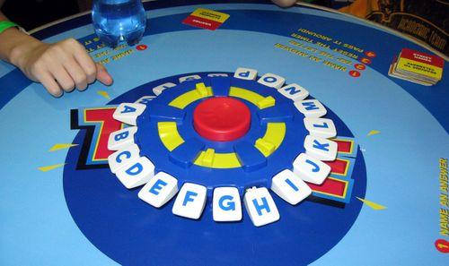Board Game: Tapple