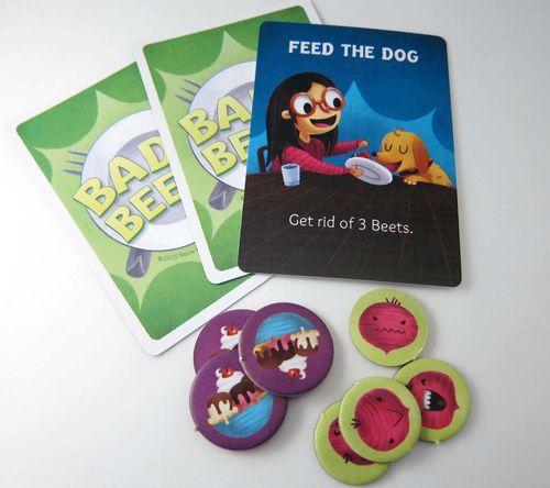 Board Game: Bad Beets