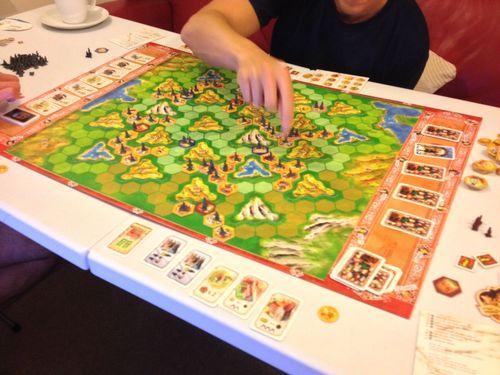 games la board in