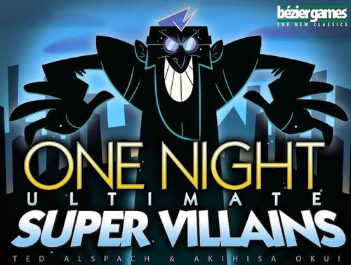 One Night Ultimate Super Villains (Game Review by Chris Wray
