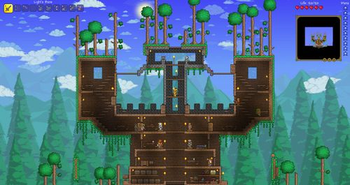 Boardgame Heaven reviews: Terraria   Terraria