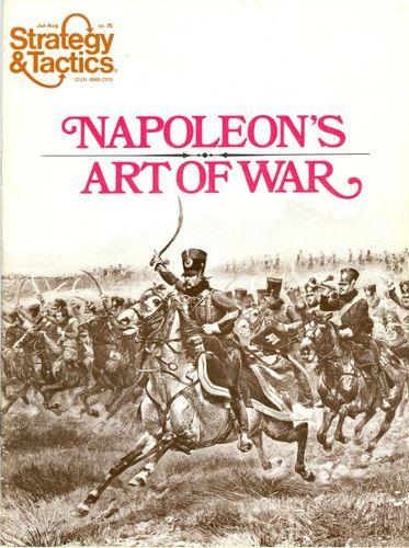 Board Game: Napoleon's Art of War: Eylau and Dresden