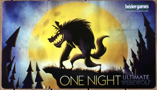 Board Game Accessory: One Night Ultimate Werewolf: Playmat