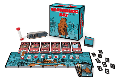 Board Game: Groundhog Day: The Game