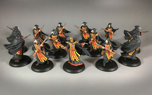 Board Game: Shadows of Brimstone: Order of the Crimson Hand Mission Pack