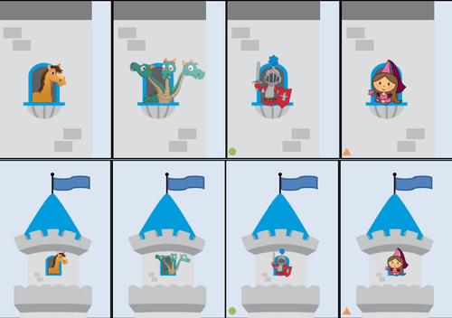 Board Game: Tiny Castles