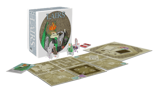 Board Game: Lairs