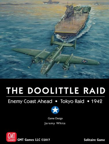 Board Game: Enemy Coast Ahead: The Doolittle Raid