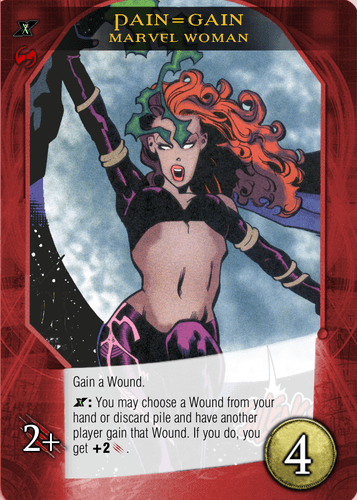 Design Challenge: Madelyne Pryor (Added a second Madelyne