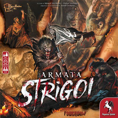 Board Game: Armata Strigoi