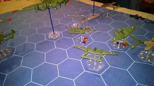 Bigger maps?   Axis & Allies Air Force Miniatures: Angels 20