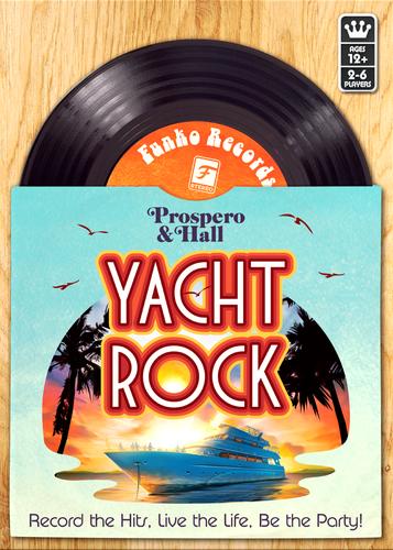 Board Game: Yacht Rock