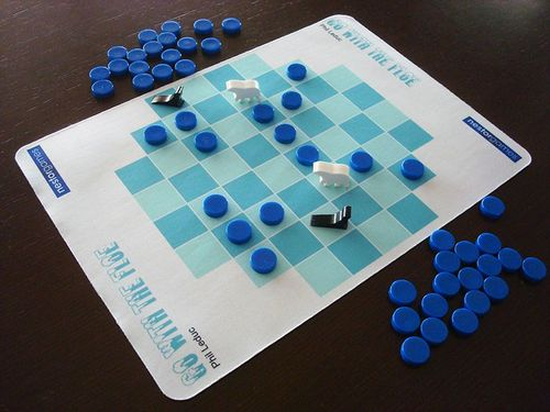 Board Game: Go with the Floe