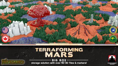 Board Game: Terraforming Mars: Big Box