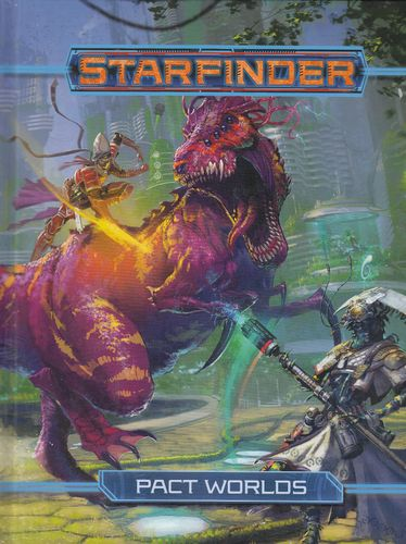 Long and derivative | Starfinder Pact Worlds | RPGGeek