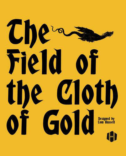 Board Game: The Field of the Cloth of Gold