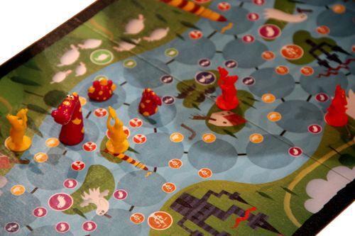 Board Game: Loch Ness
