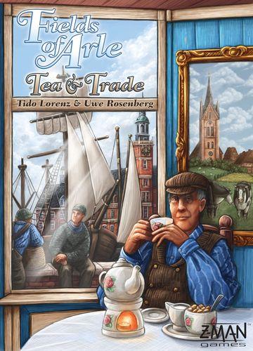 アルルの丘:拡張 紅茶と交易:カバーアート