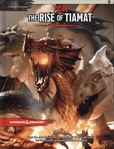 A very disappointing conclusion to Tyranny of Dragons | The