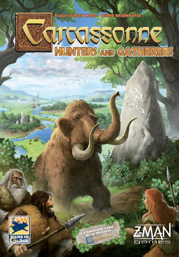 Board Game: Carcassonne: Hunters and Gatherers