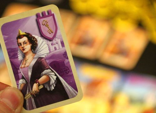 Board Game: Majesty: For the Realm