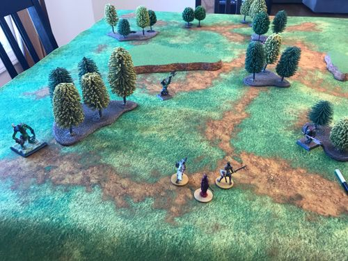 Can 3 Zombicide veterans succeed at Sellswords & Spellsingers