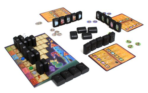 Board Game: Abracada...What?