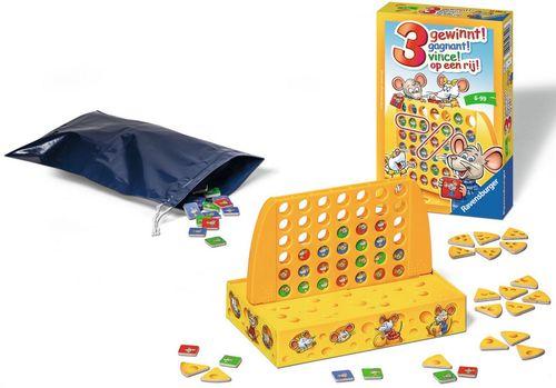 Board Game: 3 gewinnt!