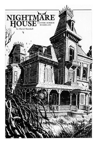 Board Game: Nightmare House