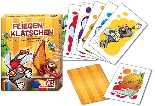 Board Game: Fliegen klatschen
