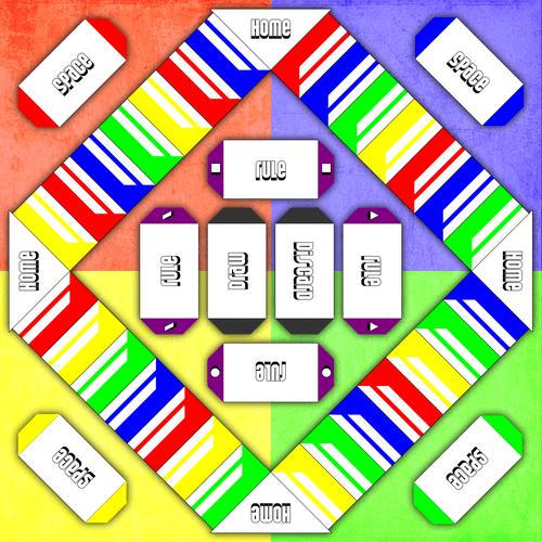 Board Game: Quandrum