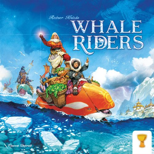 Board Game: Whale Riders