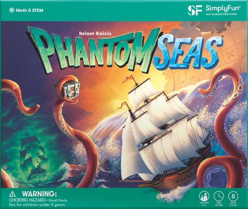 Board Game: Phantom Seas