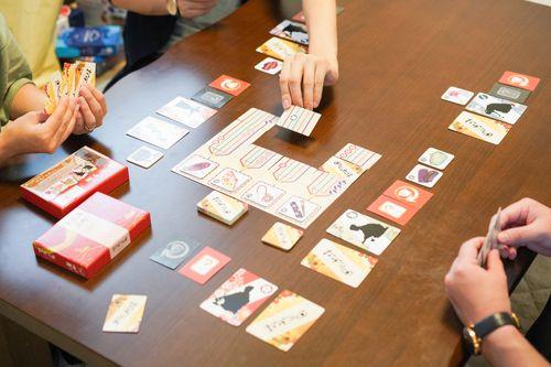 Board Game: 十六夜小町 (Izayoi)