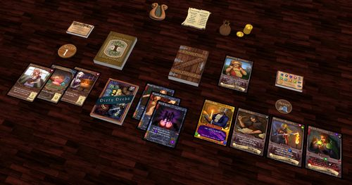 Board Game: Tavern Masters