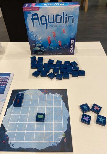Board Game: Aqualin