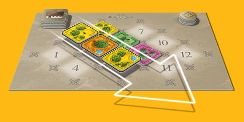 Board Game: Citrus