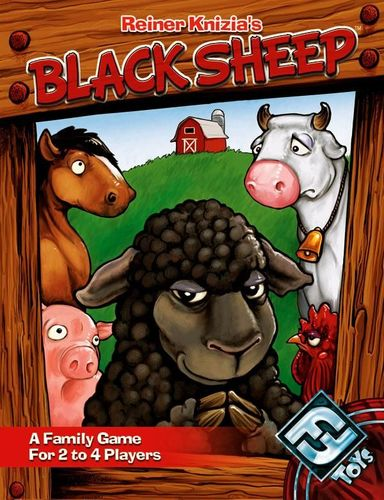 Board Game: Black Sheep
