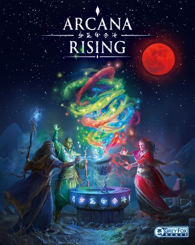 Board Game: Arcana Rising