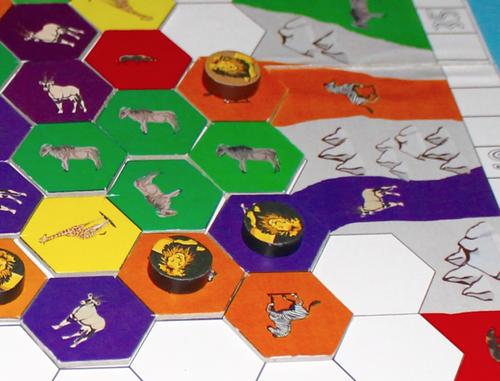 Board Game: Pandoria