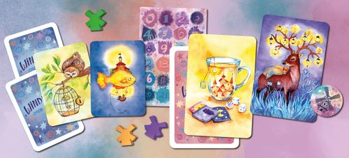 Board Game: Windmill: Cozy Stories
