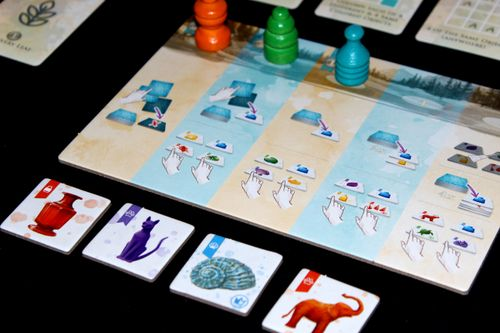 Board Game: The Whatnot Cabinet