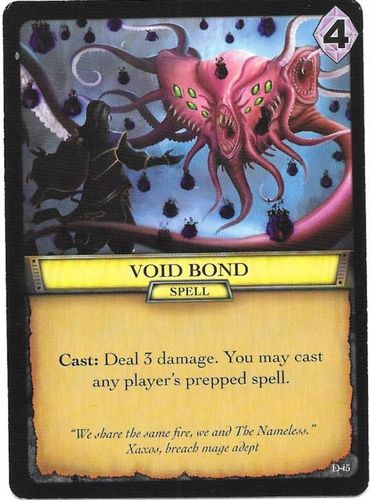 Aeons End Card Game The Void Expansion