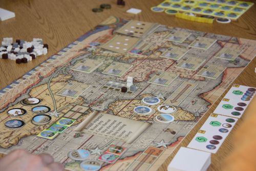 Board Game: Sails to Steam