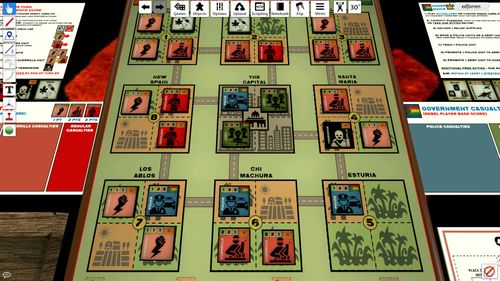 Board Game: Viva La Revolution!